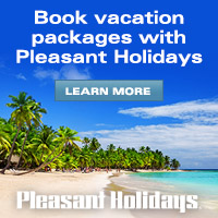 Vacation Pacakges at Pleasant Holidays